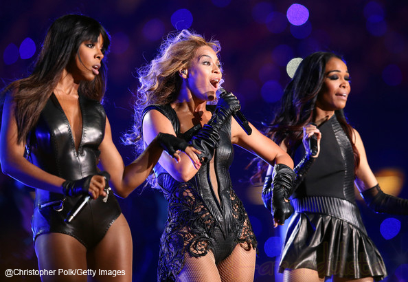 PETA critica vestuario de Beyonce en el Halftime show del Super Bowl