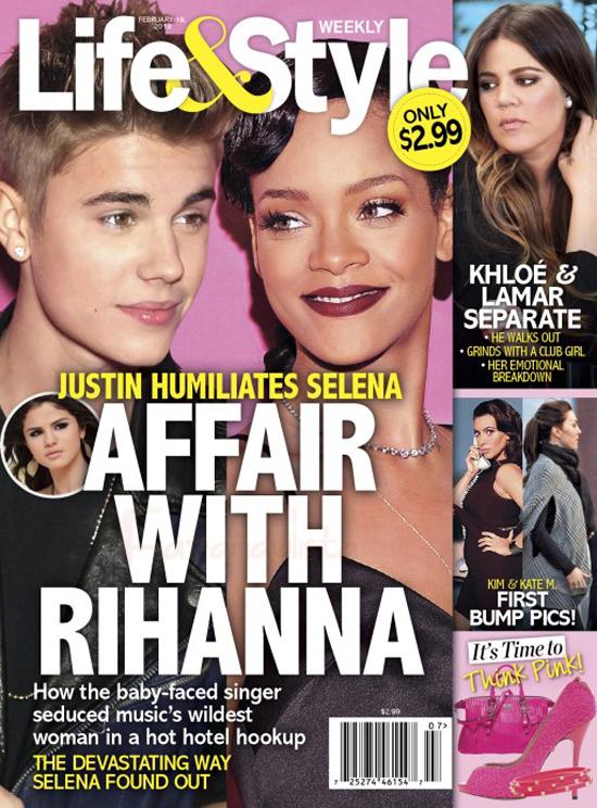 Justin Bieber tuvo un affair con Rihanna? Humilló a Selena - WTF?
