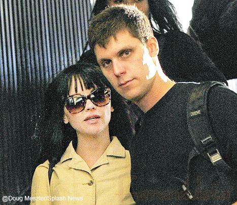 Christina Ricci comprometida con James Heerdegen