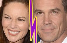 Josh Brolin & Diane Lane se divorcian!