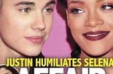 Justin Bieber tuvo un affair con Rihanna? Humilló a Selena – WTF?