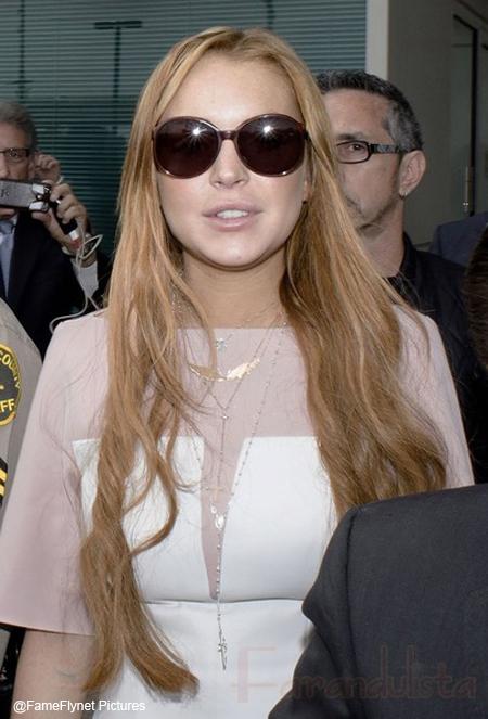 Interrresante! Un chisme sobre la sentencia de Lindsay