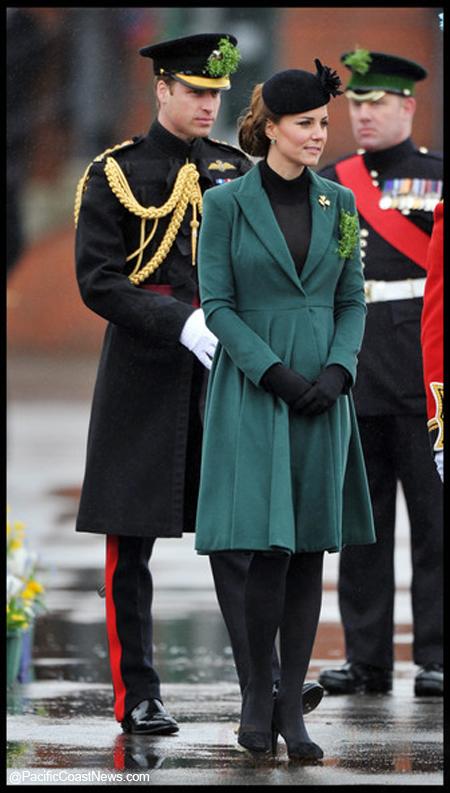 Kate Middleton revela que quiere un varón - William una Baby girl!
