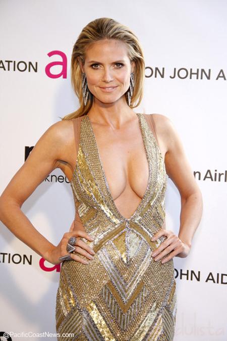 Heidi Klum será Juez en America's Got Talent
