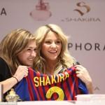 Shakira a dos meses de dar a luz a Milan
