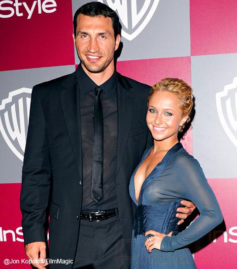 Hayden Panettiere comprometida con Wladimir Klitschko