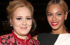 Beyonce & Adele para el cumpleaños de la Sra. Obama? NOPE!