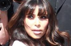 Kim Kardashian simuló las escenas para hacer quedar mal a Kris H