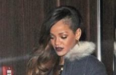 Adivinen que consiguieron en uno de los buses del Tour de Rihanna?