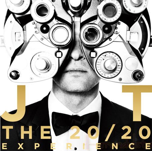 Justin Timberlake The 20/20 Experience - 1 Millón en su debut?