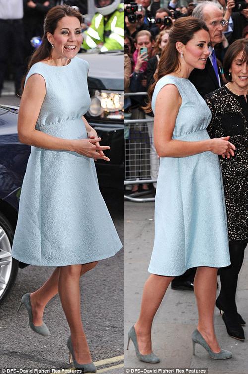 El estilo maternal de Kate Middleton Duquesa de Cambridge