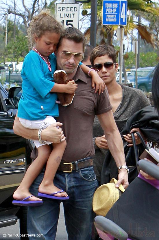 Halle Berry embarazada de Olivier Martinez!!