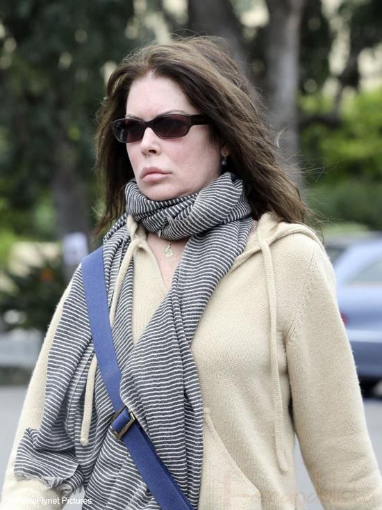 Lara Flynn Boyle irreconocible?