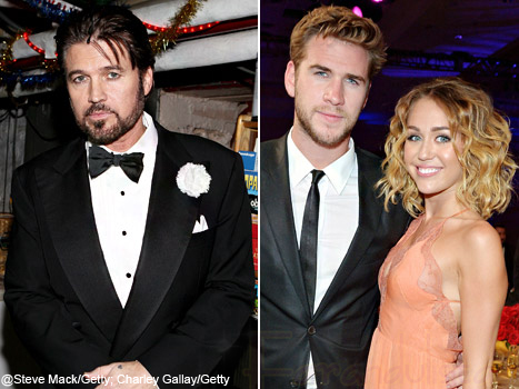 Billy Ray Cyrus no esta seguro de la boda de Miley - Gossip Time!