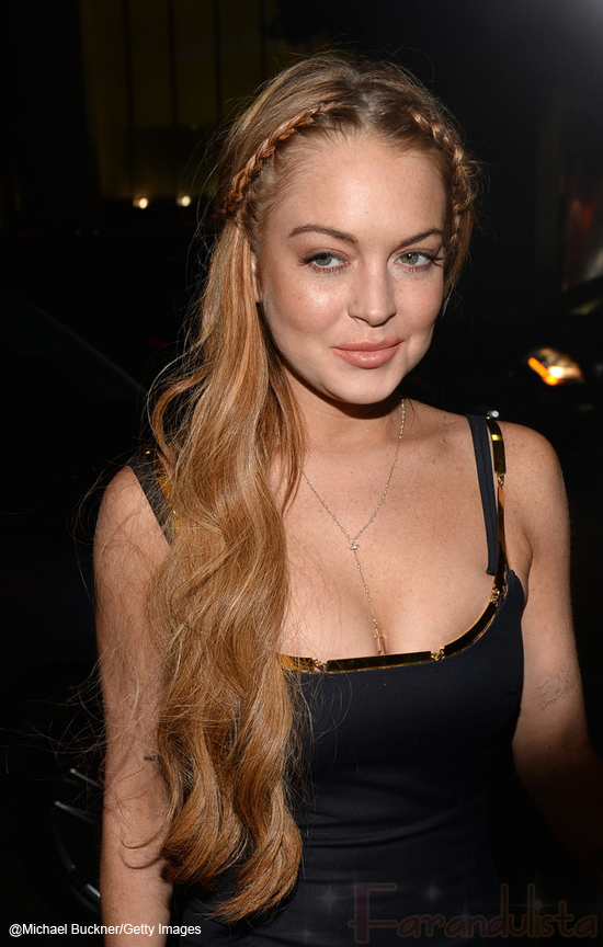 Lindsay Lohan a rehab - Where?