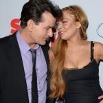 Lindsay Lohan en la Premier de 'Scary Movie 5'