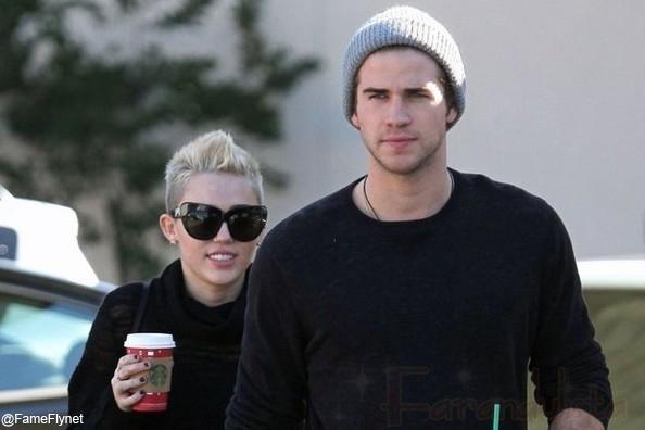 Miley Cyrus y Liam Hemsworth posponen su boda?