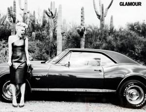 P!nk en Glamour: Soy una zorra reformada! LOL!