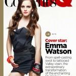Emma Watson en GQ magazine UK