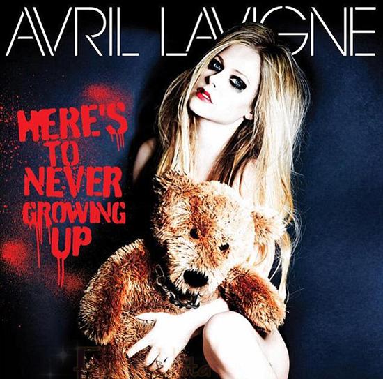 El nuevo single de Avril Lavigne: Here's To Never Growing Up