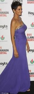 Halle Berry: segundo embarazo fue una total sorpresa