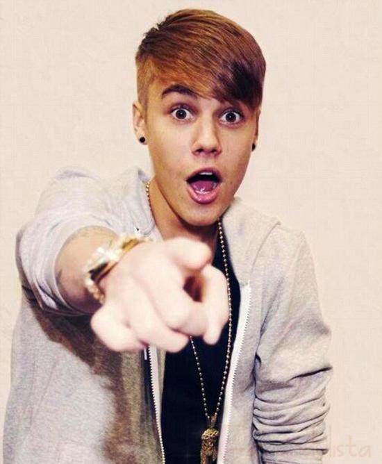 El nuevo look inocente de Justin Bieber