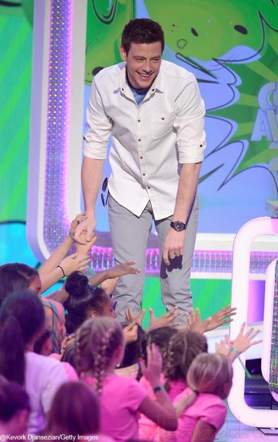 Corey Monteith (Glee) va a rehab!