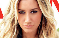 Ashley Tisdale en la portada de Maxim magazine