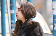Lady Gaga camina de nuevo!