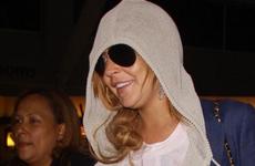 OMG!! Lindsay Lohan aspiró cocaína en una fiesta!!!