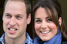 Kate Middleton y el Principe Willliam celebran su segundo aniversario