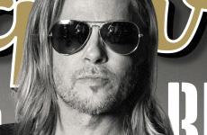 Brad Pitt tiene muy pocos amigos – [Esquire]