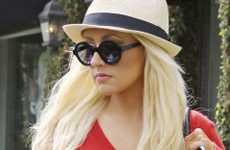 Woow! Christina Aguilera ahora sí está flaca! Adelgazó bastante! Pics!