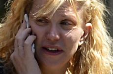 Courtney Love dice que no está loca!