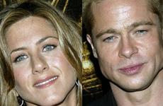 Brad Pitt y Jennifer Aniston todavía son amigos!! LOL!