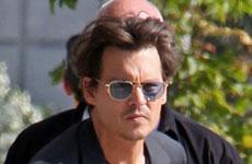 Johnny Depp da trabajo a vagabundos en su nuevo film Transcendence