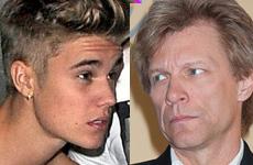 Jon Bon Jovi llama a Justin Bieber IMBÉCIL! As*-hole!