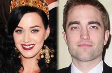 Katy Perry y Robert Pattinson se colaron en una fiesta