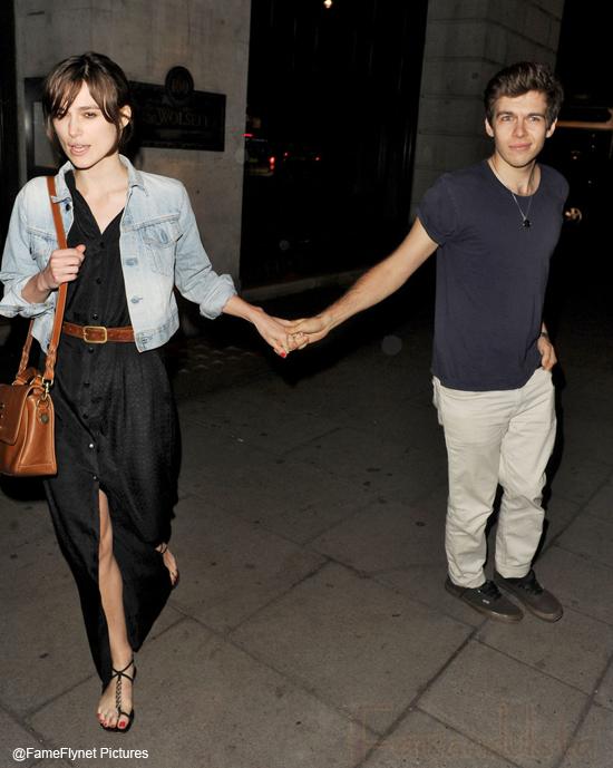 Keira Knightley se casa con James Righton este fin de semana