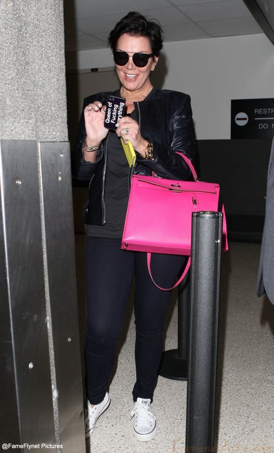 kris-jenner-LAX-airport-los-angeles