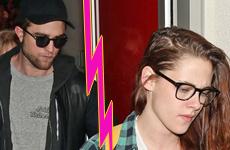 La historia sin fin!! Kristen Stewart y Rob Pattinson terminaron! Again!!