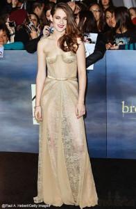 Kristen Stewart es la Mejor Vestida del 2013 - Glamour UK