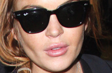 Lindsay Lohan no puede salir del Betty Ford