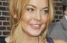 Lindsay Lohan ha ganado peso en rehab desde que dejó el Adderall