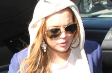 Guess What? Lindsay escapa de rehab!!!