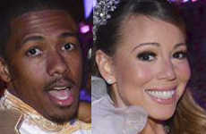 Mariah Carey & Nick Cannon celebraron su 5to aniversario en Disney