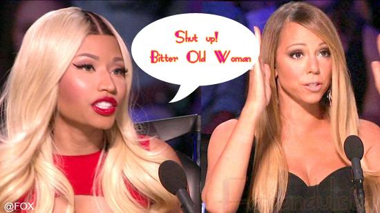 Nicki Minaj explota contra Mariah Carey!