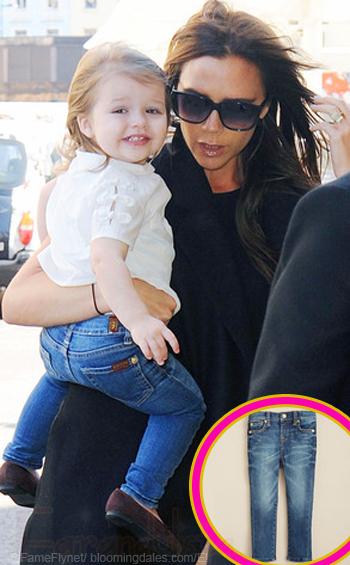 victoria-beckham-baby-harper-jeans