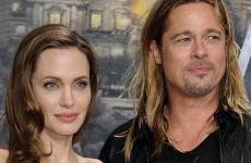 Angelina Jolie STUNNING! en la premier de World War Z en Berlín