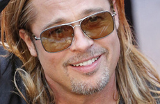 Brad Pitt: Mis hijas no ven World War Z porque no sale Selena Gomez!